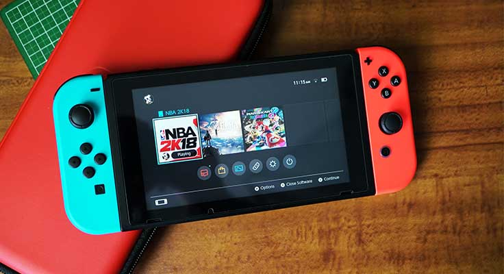 Nintendo is planning to launch the OLED Switch
